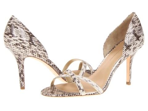 Dorsay sandals