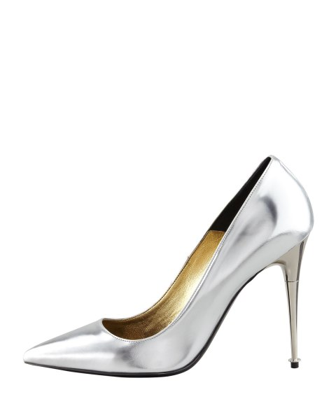 Tom Ford Mirrored Leather Pumps