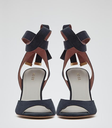 Reiss Block Heel Shoes