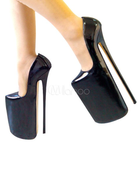 Sexy platform shoes