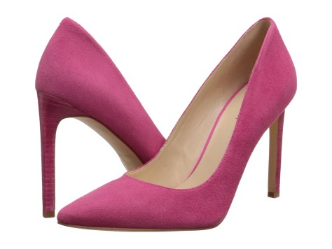 Nine West pink party pumps