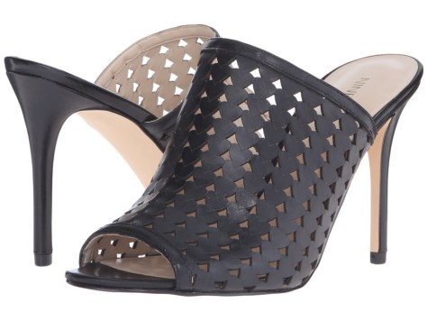 heart mules from Nine West