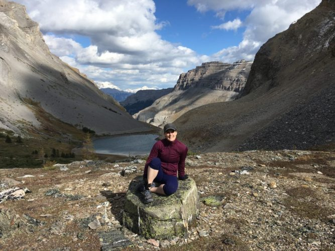 Bourgeau Lake and Harvey Pass, Banff National Park Hike
