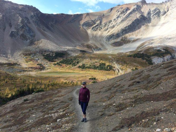 Bourgeau Lake and Harvey Pass, Banff National Park Hike