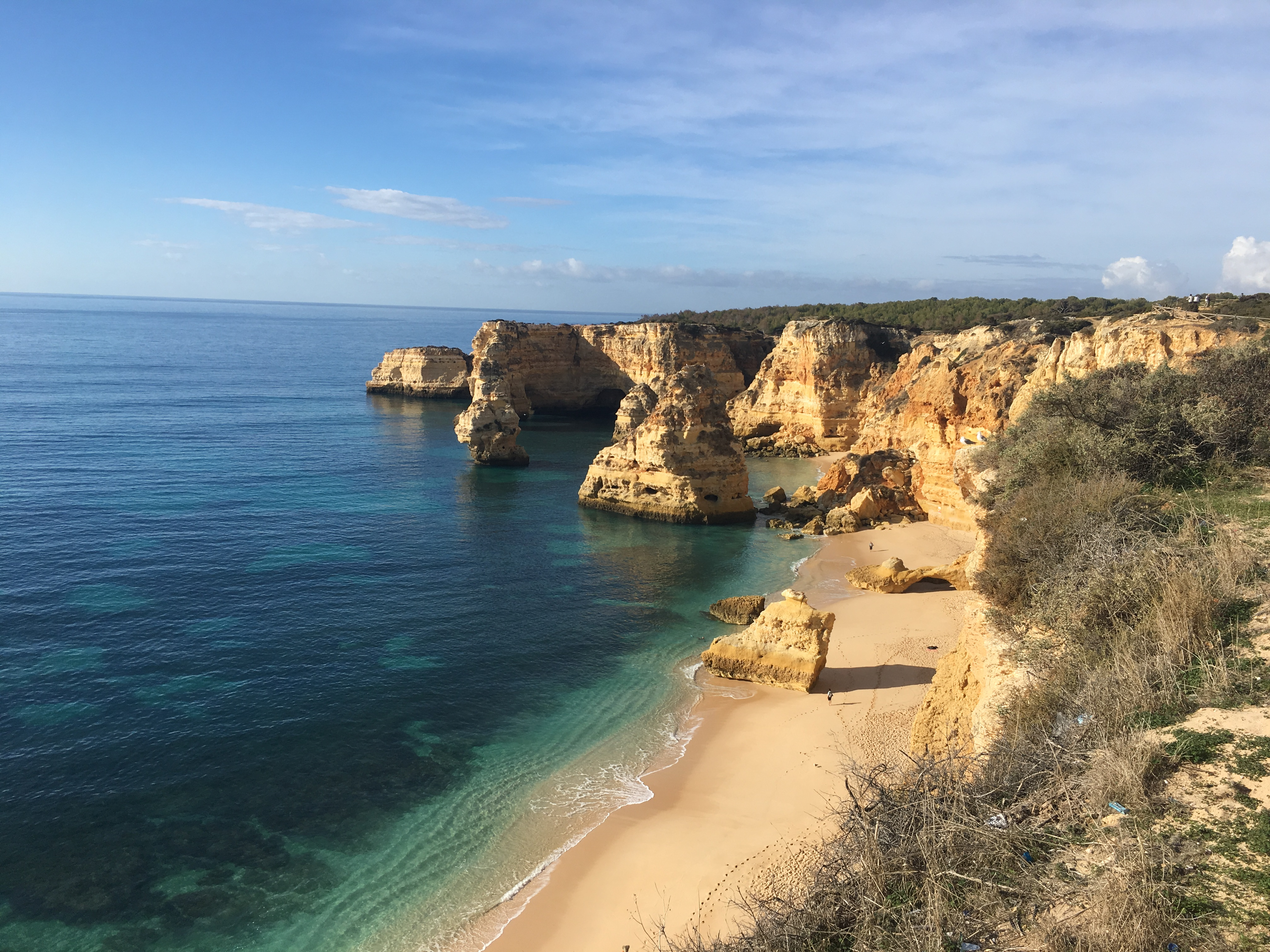 Sea Stack Love — Hiking the Cliffs in the Algarve, Portugal