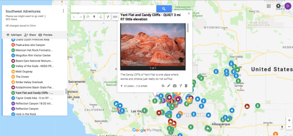 How to create a custom google map for traveling