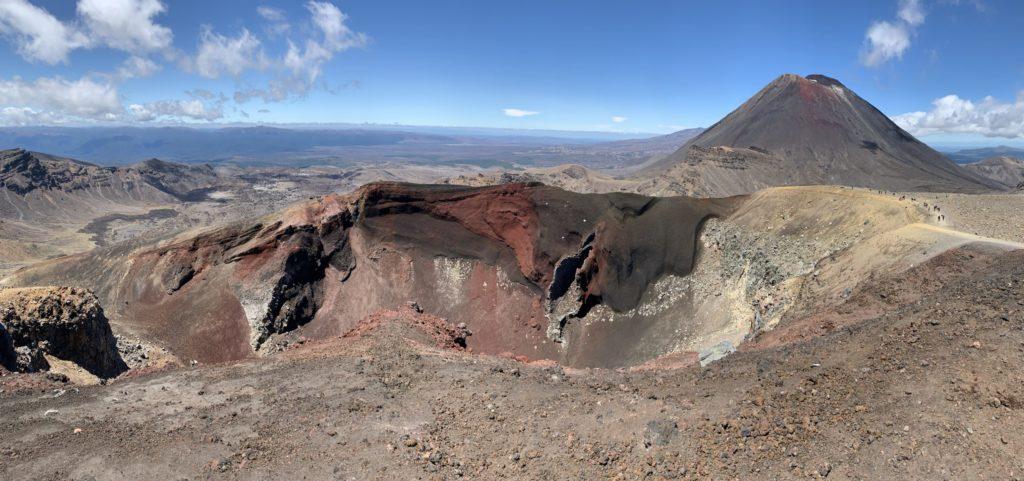 Red Crater Tongariro