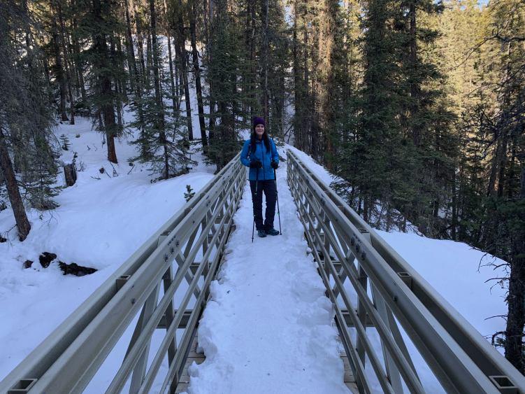 Jewell Pass Winter Hike