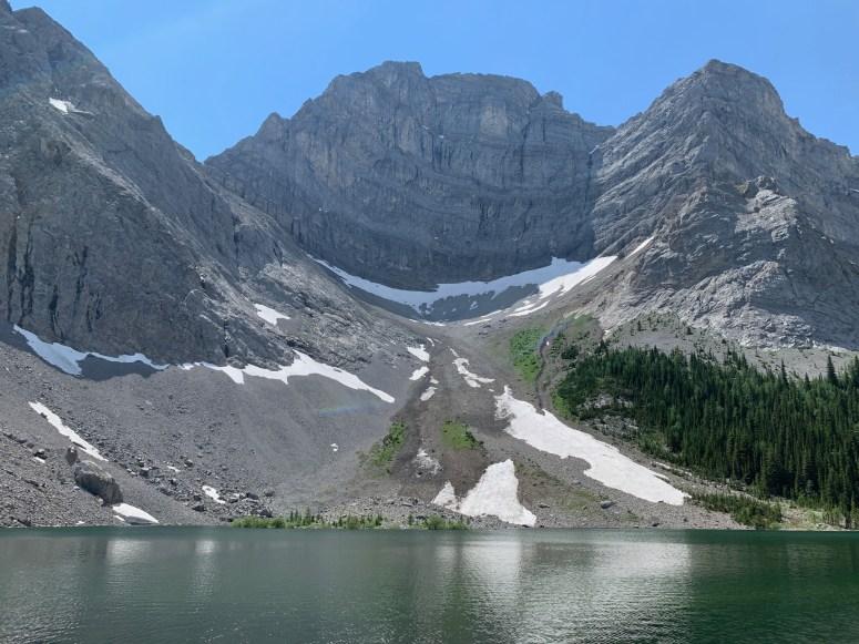 Upper Tombstone Lake
