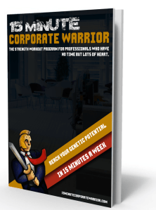 15 Minute Corporate Warrior eBook