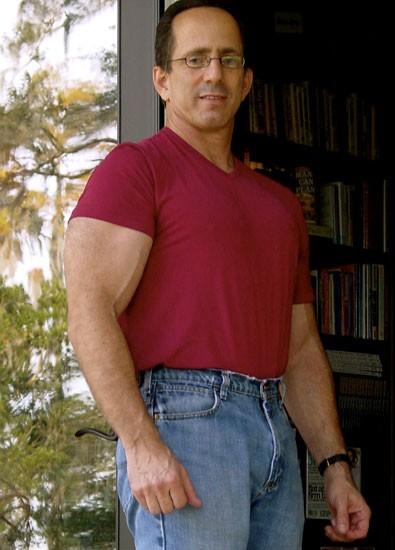 David Landau, Body Builder, Master Personal Trainer, HIT Expert