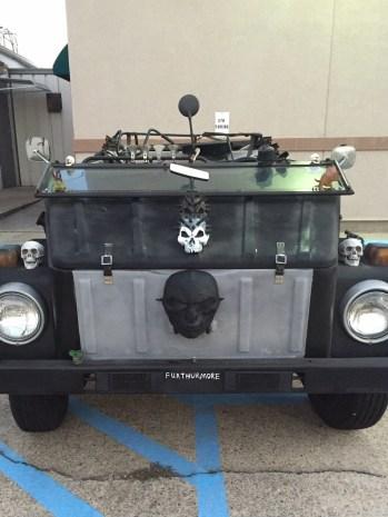 Doug Holland's 45 year old car