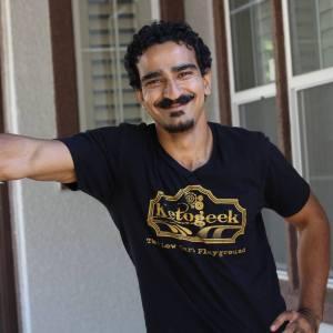 Fahad Ahmad - KetoGeek
