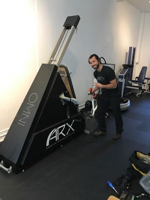 Mike Pullano - ARX Omni