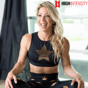 Kristin Rowell - IPE Pro Figure bodybuilder
