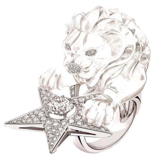 COnstellation du Lion ring