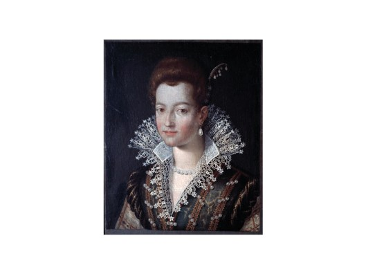 Marie de' Medici.