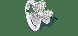 Frivole one flower ring
