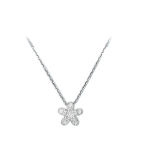 Socrate one flower pendant