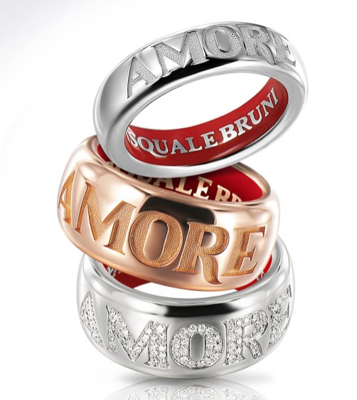 Pasquale Bruni Amore collection.