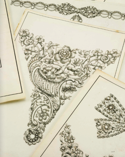 Antique Drawings 2