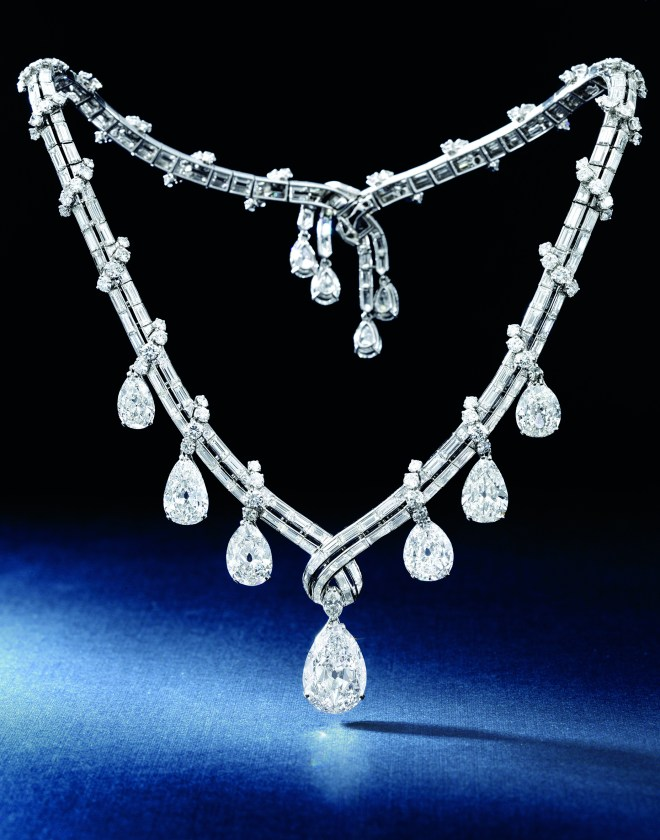 Bulgari Diamond Necklace circa 1950s_CMYK (1)