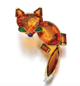 Cartier fox