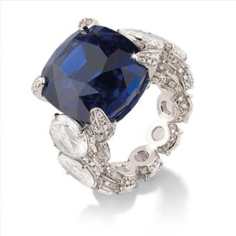 Grotta Azzurra Ring