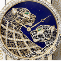 Cartier and the art of Filigree