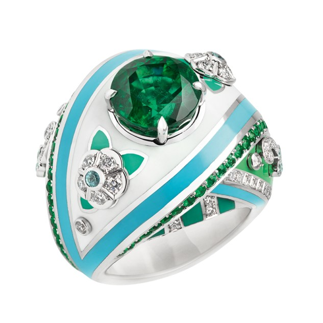 Fabergé Summer in Provence Ring