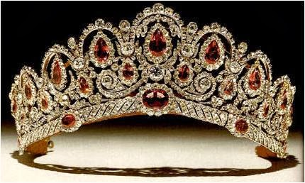 The Bagration Parure Tiara