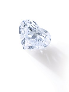 A Diamond ring, D colour. Weight: 27.07 carats. Estimate: $2,500,000-4,000,000.