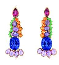 Granville Tanzanite Earrings