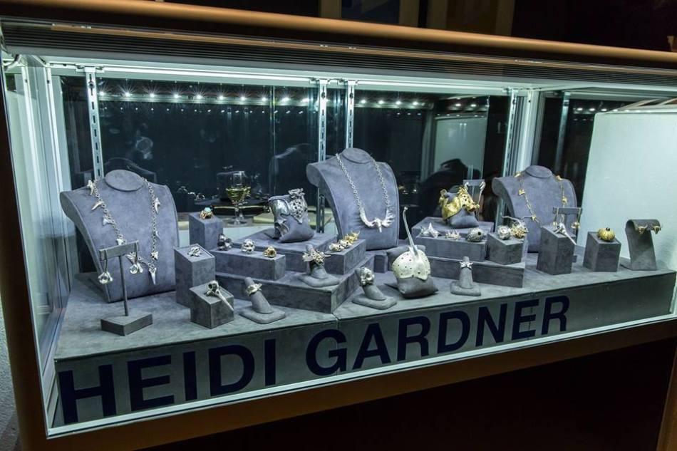 Heidi Gardner jewels