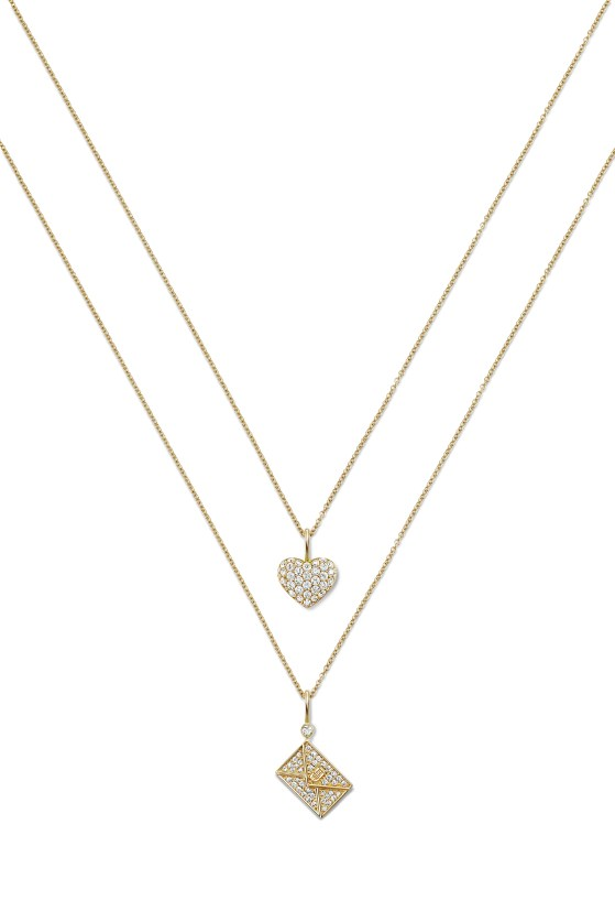 Charms by Harry Winston Collection Necklace