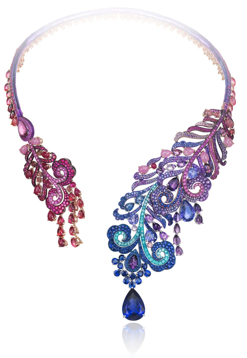 810429-9001 Haute Joaillerie Necklace