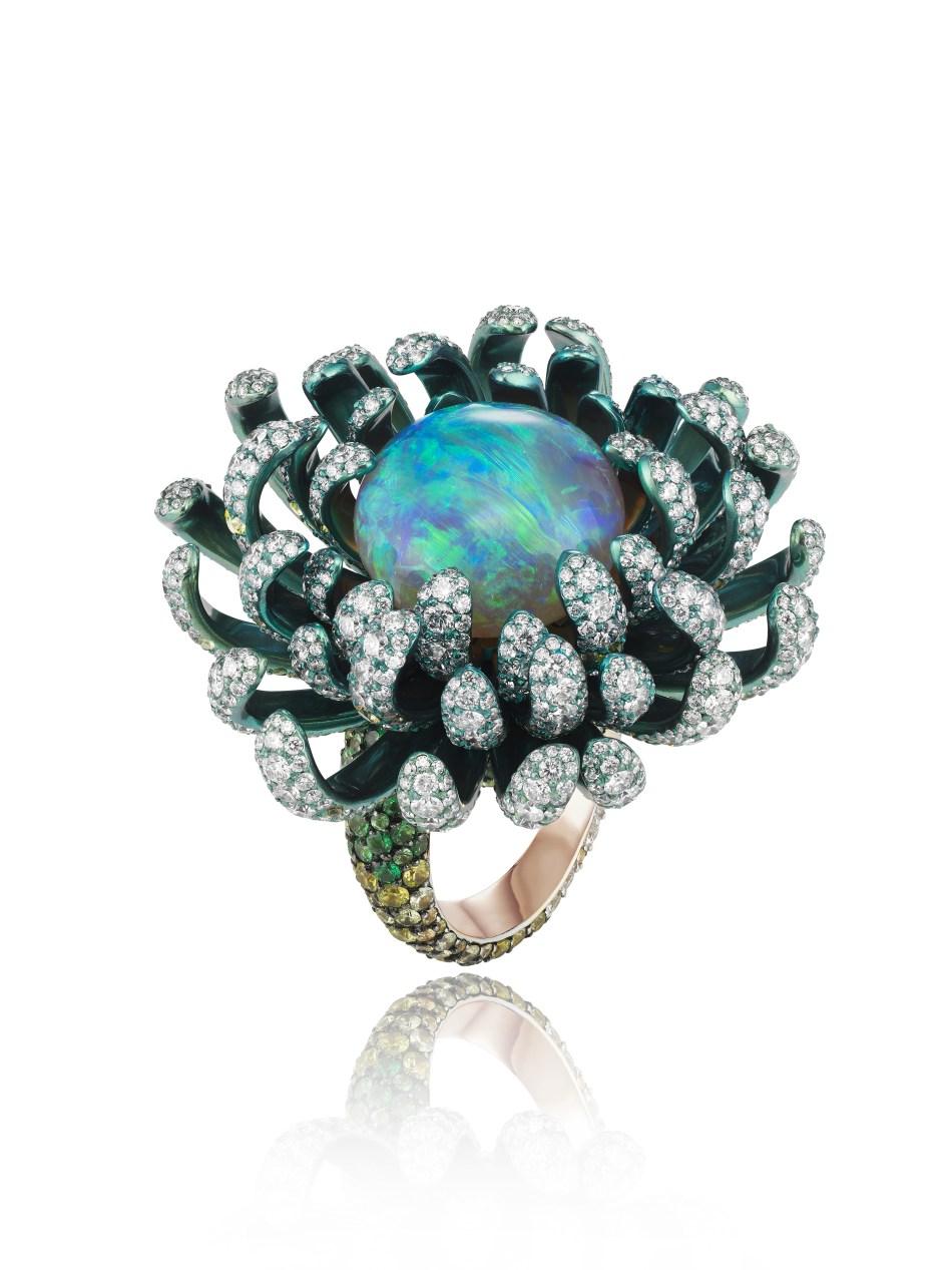 829730-9001 Fleurs d'Opales Ring (2)