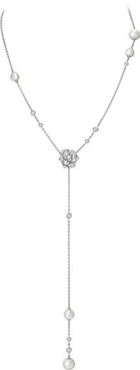 Piaget Rose Necklace