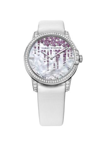 Harry Winston Midnight Diamond Stalactites Automatic 36mm