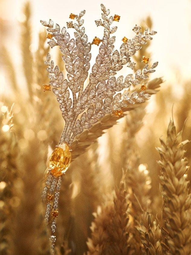 les blés de chanel