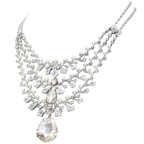 Cartier Magicien Necklace