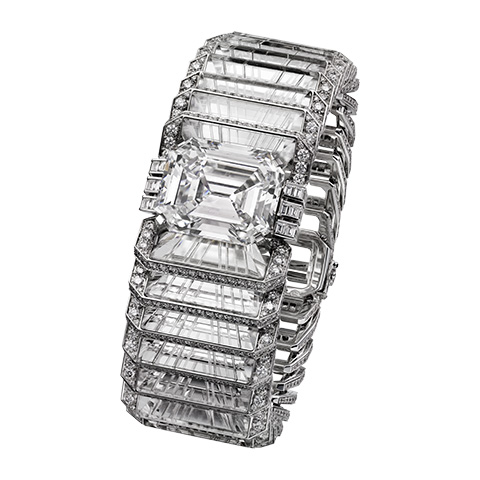 Cartier Magicien High Jewellery Bracelet