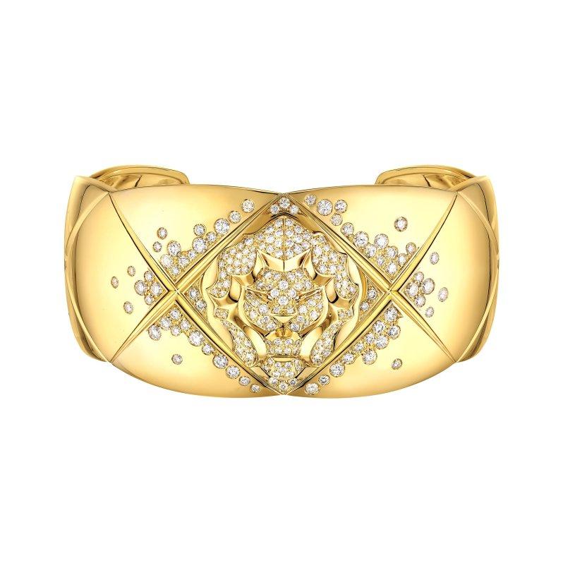 manchette-coco-crush-lion-oj-diamants