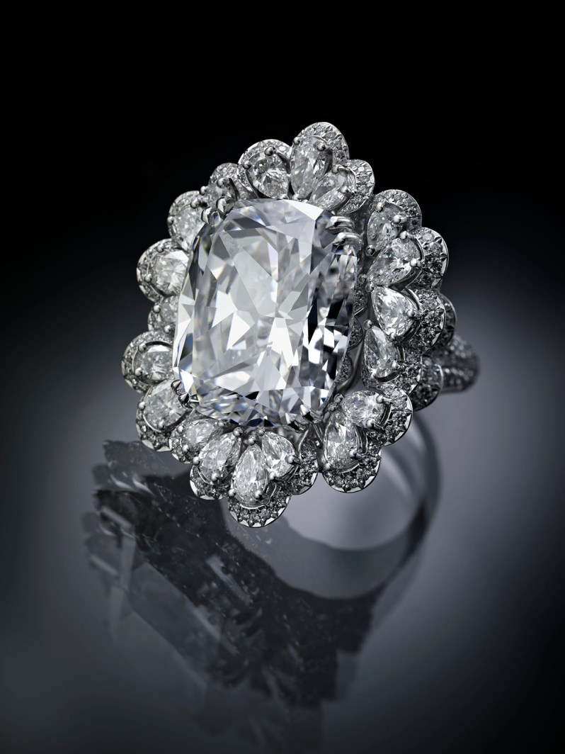 Chopard, Queen of Kalahari, bague