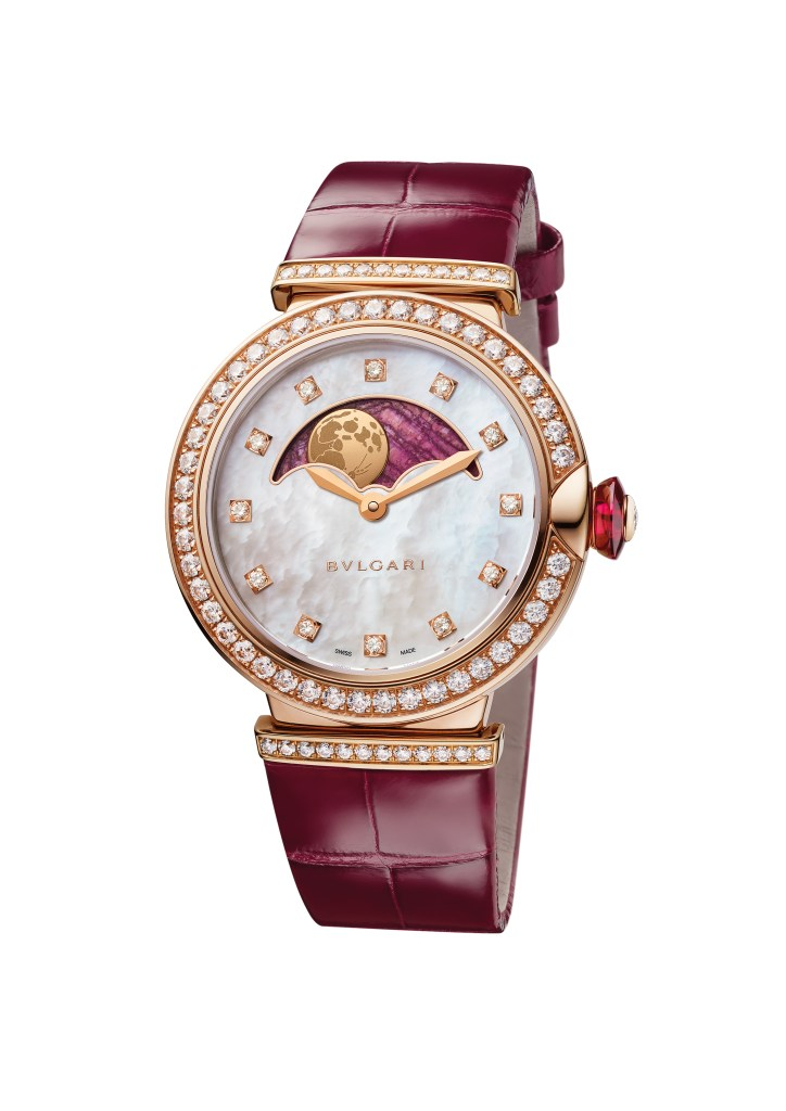 Bulgari LVCEA Moon Phases