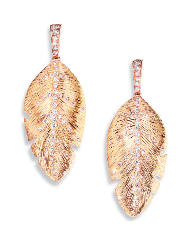 extremely piaget earrings