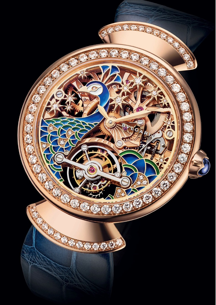 Divas' Dream Skeleton Tourbillon