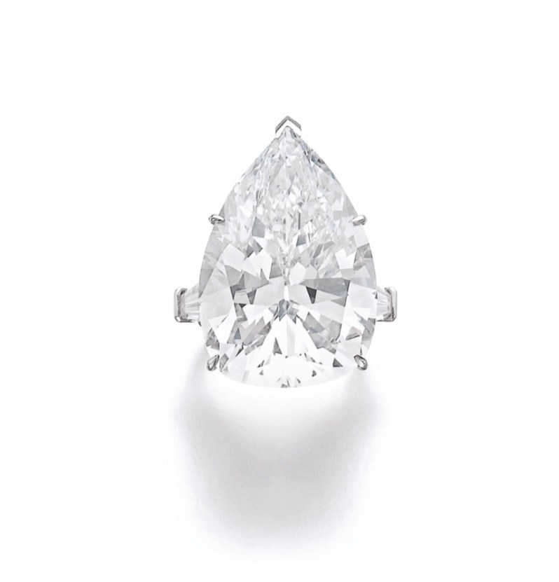 Sotheby's Geneva May 2017 Lot 326 Harry Winston