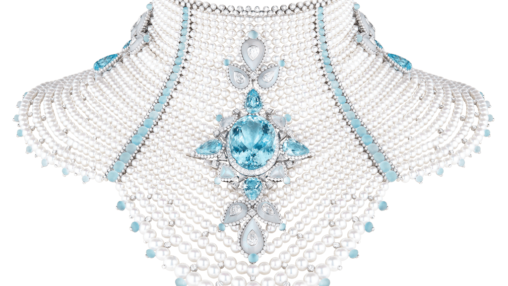 Boucheron Baïkal necklace