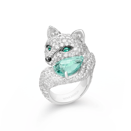 Boucheron Foxy ring